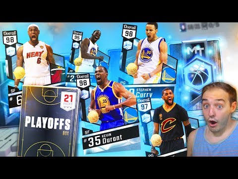 NBA 2K17 My Team INSANE NEW DIAMONDS! CURRY KD KYRIE DRAY! MASSIVE PACK OPENING AND CRAZY PICKUP!