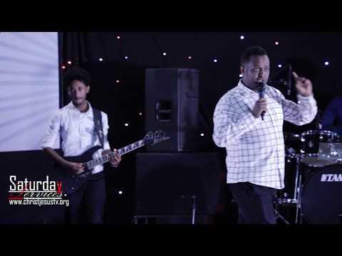 CJ TV Apostle Tamrat Tarekegn worship with  Bereket tesfaye thumbnail
