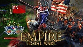 13 Колоний ● США ●  Еmpire: Total War c модификацией - Pirates Uber Alles!