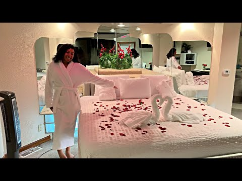 OUR SYBARIS VACATION ROOM TOUR   CIERRA'S BIRTHDAY