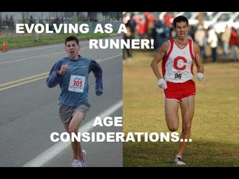 EVOLVING AS A RUNNER: AGE CONSIDERATIONS, EVENT FOCUS DISTANCE | Sage Running Tips