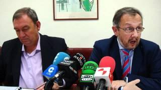 Junta Castilla y León en Segovia. Inicio curso escolar 2011/2012. Rueda de prensa 9/9/2011