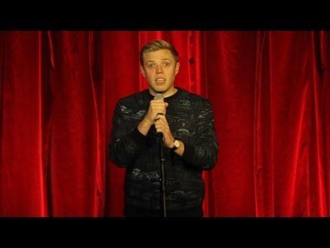 Comedy Lounge -  Rob Beckett on BBC Radio 1