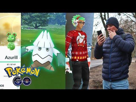 Nowe pokemony i shiny z okazji Świąt w Pokemon GO ! thumbnail