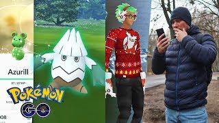 Nowe pokemony i shiny z okazji Świąt w Pokemon GO !