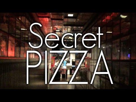Secret Pizza at Cosmopolitan Las Vegas