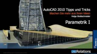 Autocad 2010: Parametrik I