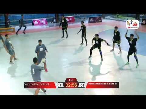 26th Polar School Handball Tournament | Final Match Sunnydale Vs Residential School & College |