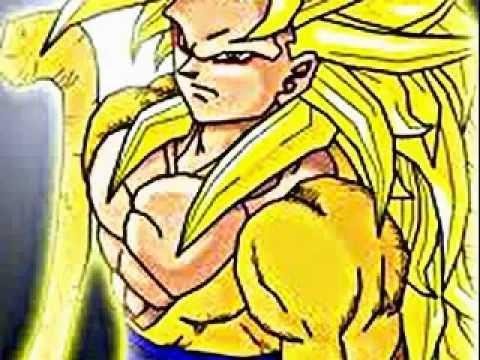 Goku Super Saiyan 1 9