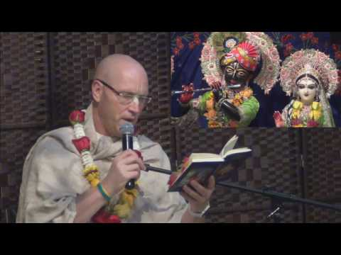 Become Fearless by Meditating on the Lord's Promise of Protection by HG Vaisesika Prabhu, 03-15-17
