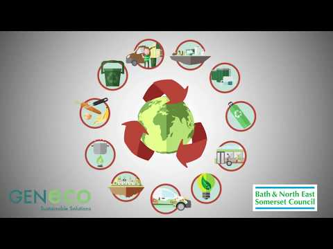 Food waste recycling - creating a circular economy