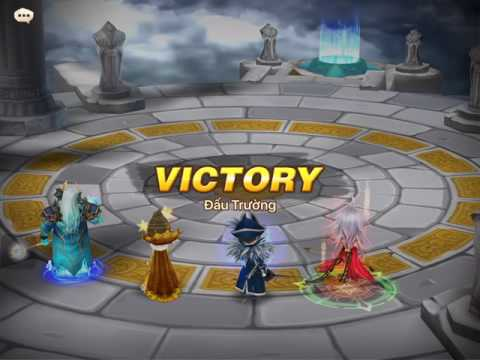 Summoners War -  Some Arena Sunday......I need 100% Crit rate on Lushen!