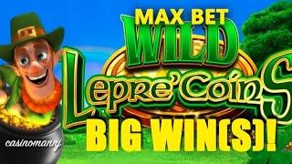 MAX BET! - WILD Lepre