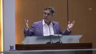 Rev. Cláudio Albuquerque   Crescendo ao vencer as provações   Mateus 4:1-11  26.04.2020