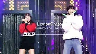 eunwoo astro x sejeong gugudan i o i cheer up boom shakalaka