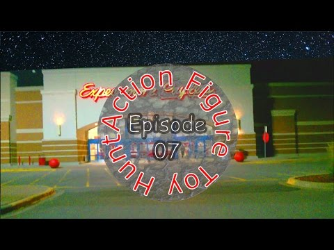 Toy Hunting Action Figures Marvel Legends Iron Fist Target Neca Freddy Krueger TRU Episode 07