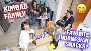 WHAT INDONESIAN SNACKS DOES TH…