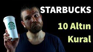 Starbucksa Giderken Bilmeniz Gereken 10 Altın Kural