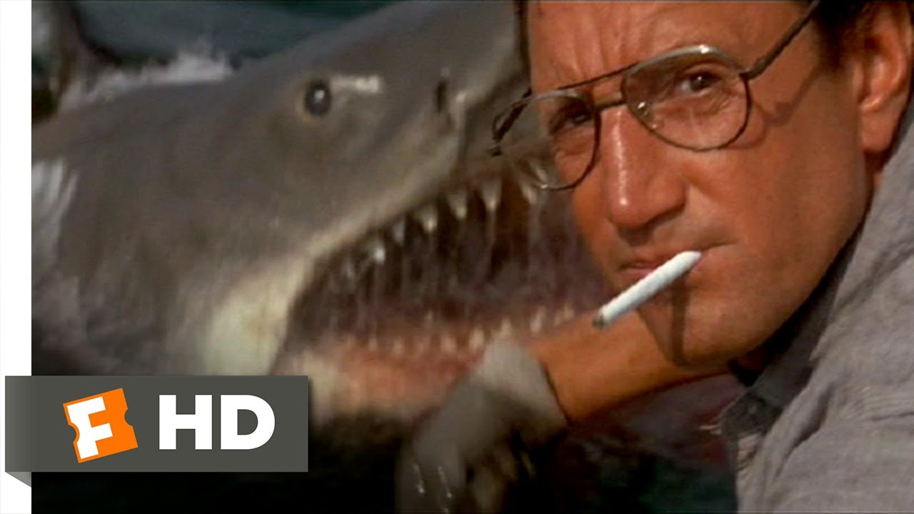 Jaws 1975 Youre Gonna Need A Bigger Boat Scene 410