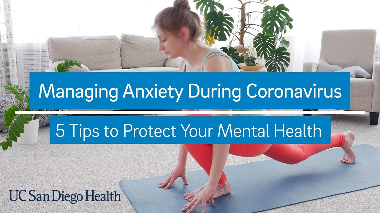 5 Tips to Protect your Mental Health During Coronavirus outbreak