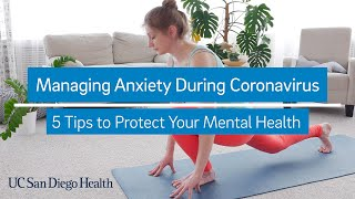 5 Tips to Protect Your Mental Health During Coronavirus Crisis | UC San Diego Health