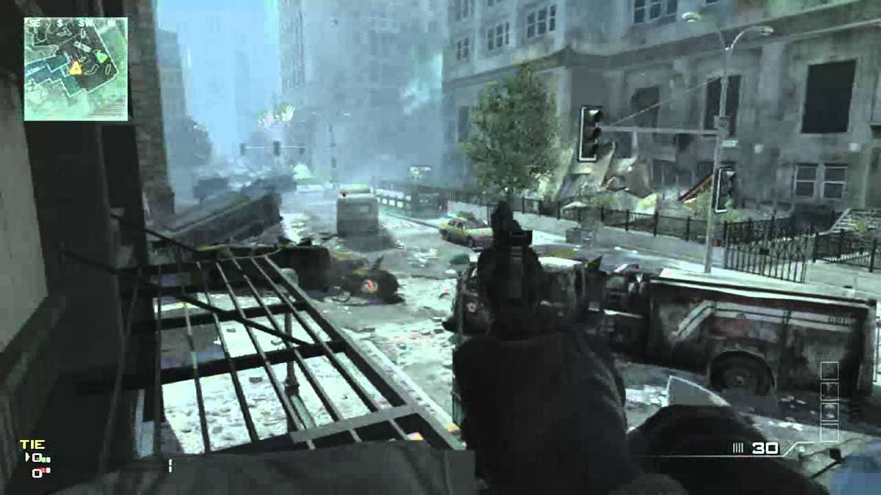 Mw3 Downturn Camping Spot Youtube