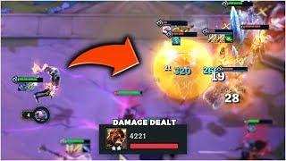 THE BRAND CLUTCH! Demon/Exile DREAM TEAM | Teamfight Tactics