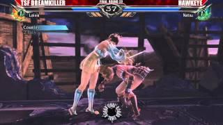 SC5 TSF Dreamkiller vs Hawkeye - FR XV - Road to Evo 2012