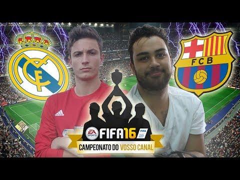CAMPEONATO DE YOUTUBERS #1 - POKEYBR vs VOSSO CANAL (FIFA)