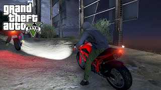 GTA 5 Online Motorcycle Races: A Sign of Things to Come and Horse Power
