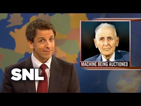 Weekend Update Favorites: Oct 15, 2011 - Saturday Night Live