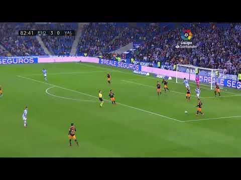 El debut de Guillamón en La Liga