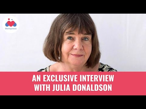 Exclusive interview with Julia Donaldson