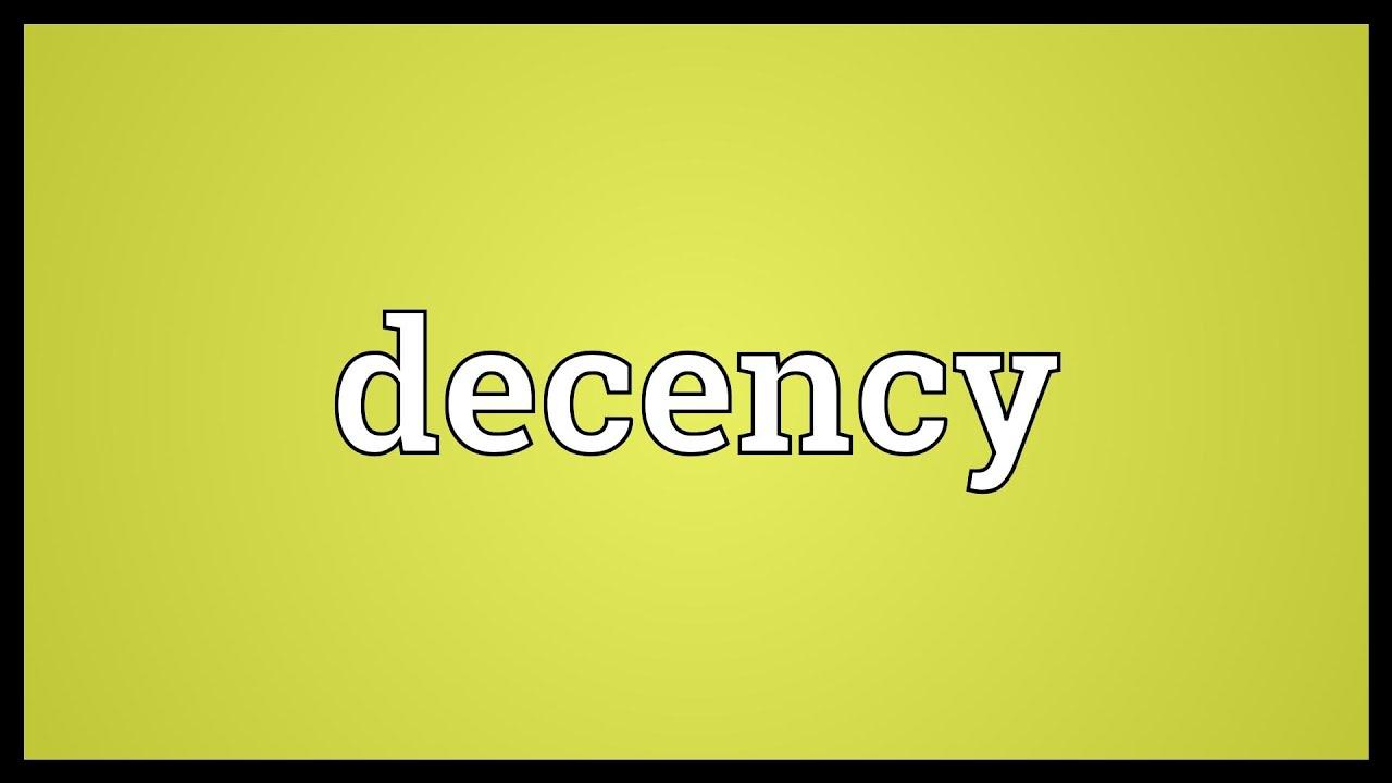 Discency