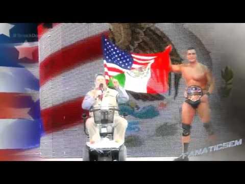 WWE: Alberto Del Rio Theme Song And Titantron 2016