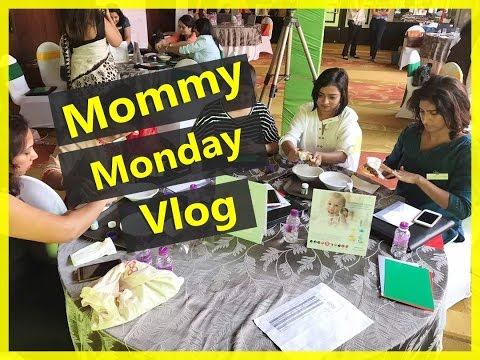MOMMY MONDAY VLOG – MOM'S MEET, NEW LIQUID DETERGENT FOR BABY CLOTHES