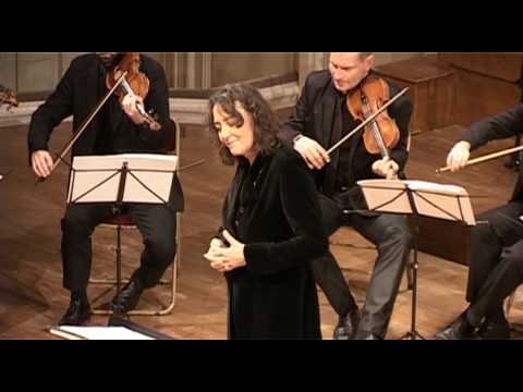 Ombra mai Fu, Nathalie Stutzmann, HAENDEL,  Orfeo 55, concert Salle Gaveau Paris