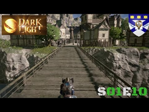 "Dark & Light (S01)  -Ep 10 ""NPC Trading and Upgrading There Stock"" -Multiplayer ""Let's Play"""