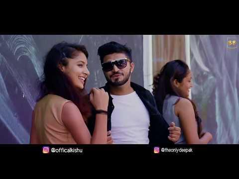 BAS TU (Offical Video) | KISHU Feat. Deepak Pandey | Latest Punjabi Song 2018