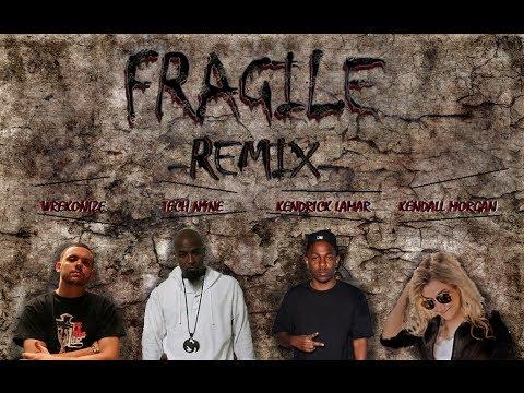 Tech N9ne - Fragile [Unofficial REMIX] (ft. Kendrick Lamar ...