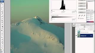 Уроки Adobe Photoshop CS3 - урок 14 - Корректировка цвета, уровни