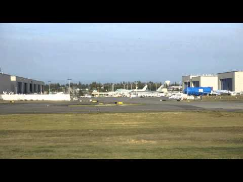 777X Autoclave #1 Move to Boeing Everett Factory 8/26/2015