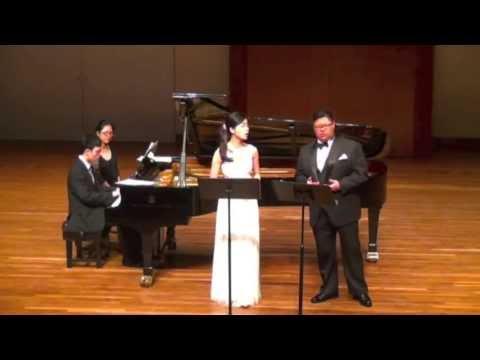 L'elisir d'amore Duet - Henry Ngan & Alison Lau