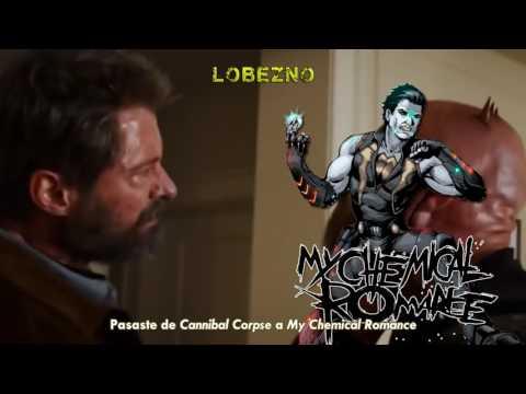 Lobezno vs Lobo  Épicas Batallas de Rap del Frikismo T2   Keyblade