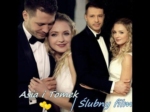 Asia i Tomek | Ślubny film