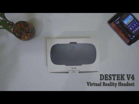 DESKTEK V4 unboxing YouTube