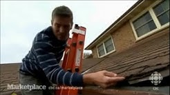 """Roofing Shingles Problems""by CBC"