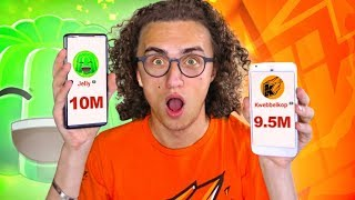 JELLY IS GOING TO PASS ME IN SUBSCRIBERS! (Q&A Kwebbelkop)