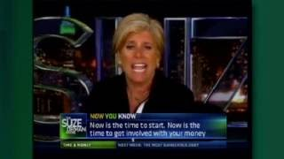 When is the Best Time to Start Investing Your Money?  | Suze Orman