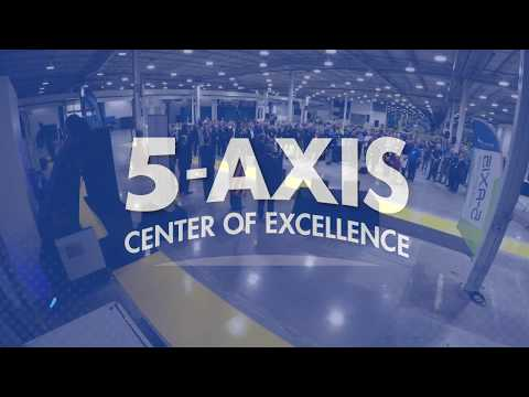 Spirit AeroSystems Unveils Fabrication Center of Excellence